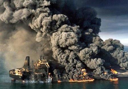 حادثه نفتکش سانچی را به هموطنان گرامی تسلیت می گوییم