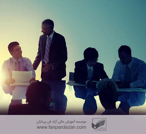 مدیریت عالی کسب و کار DBA