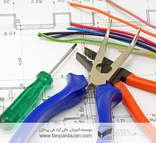 نرم افزار برق ساختمان،صنعتی و قدرت