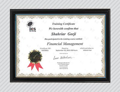 certificates canada international