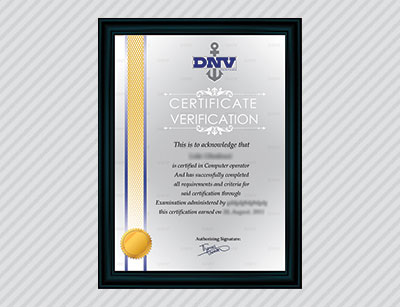 dnv certification netherlands inquiry
