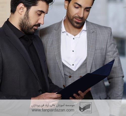 دوره مدیریت حرفه ای کسب و کار گرایش مدیریت دولتی MBA