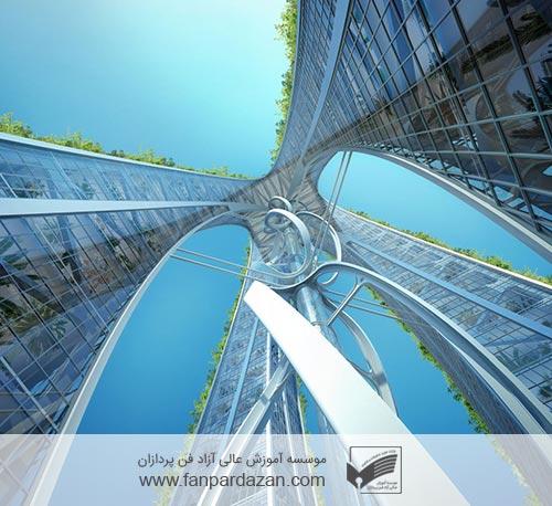 مدیریت کسب و کار معماری بیونیک DBA