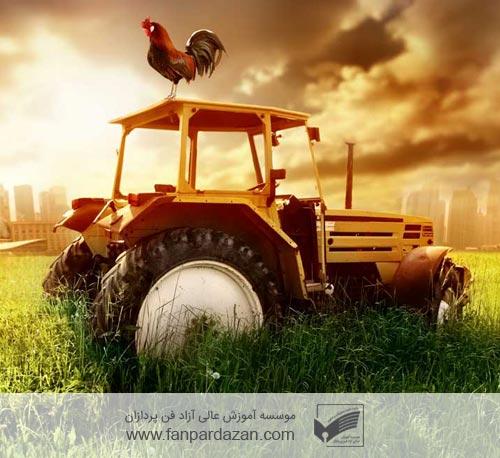 مدیریت کسب و کار در کشاورزی و دامپروری