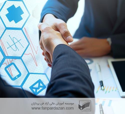 مدیریت کسب و کار Health MBA