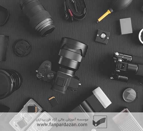 Photography Tools and Equipments