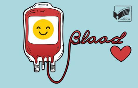 پرسنل پارس و اهدای خون