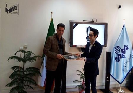 دیدار موسسه آموزش عالی آزاد فن پردازان با مدیرکل صدا و سیمای مرکز اصفهان