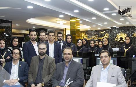 دکتر طغیانی نماینده مردم اصفهان در مجلس شورای اسلامی در موسسه آموزش عالی آزاد فن پردازان