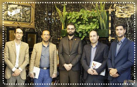 حضور قائم مقام دانشگاه علمی کاربردی دادگستری اصفهان در موسسه آموزش عالی آزاد فن پردازان